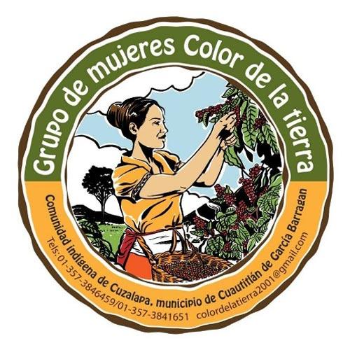 Color de la Tierra Logo