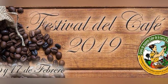 Festival del Café Cuzalapa 2019