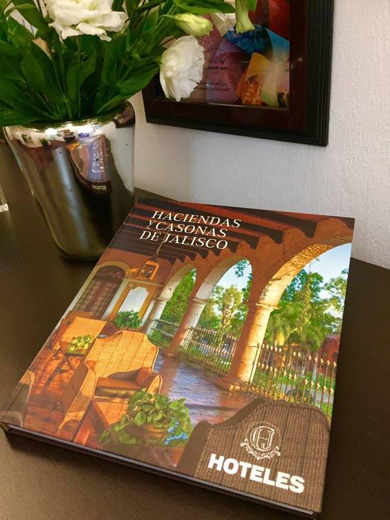 Libro Haciendas y Casonas de Jalisco