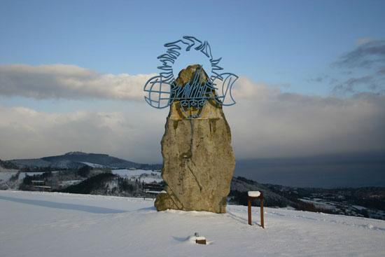 lurdeia escultura basterretxea
