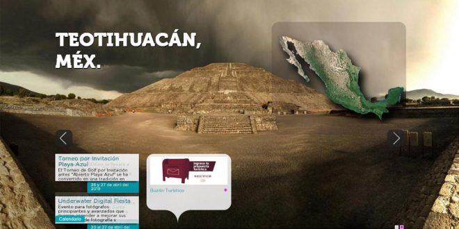 Buzón Turístico de México
