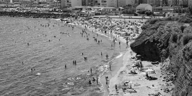 Destino de turismo playa