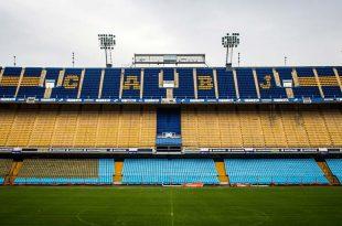 Estadio de Fútbol de Boca Juniors