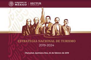 Estrategia Nacional de Turismo México 2019