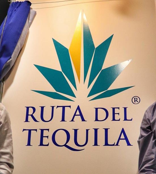 Nuevo logo de la Ruta del Tequila