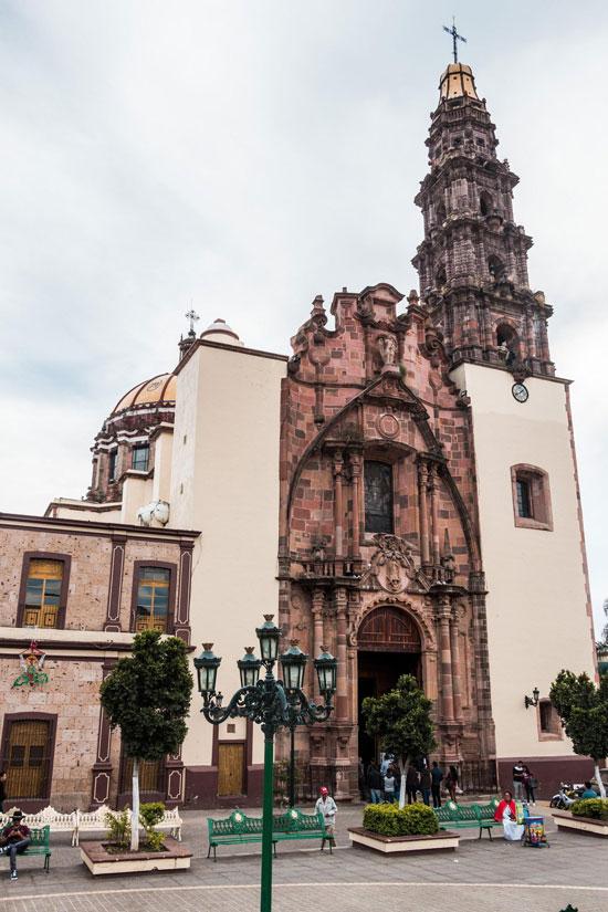 Parroquia San Miguel de Arcángel
