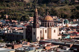 Parroquia San Miguel de Arcángel en Atotonilco