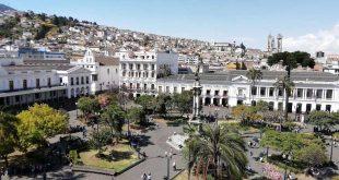Plaza grande Quito