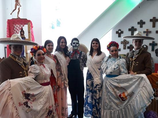 Presentación Feria Nacional de San Marcos