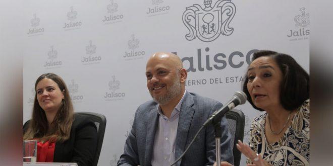 Representantes de la SECTUR Jalisco
