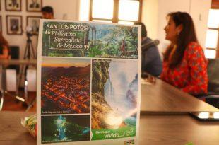 San Luis Potosí el destino surrealista de México