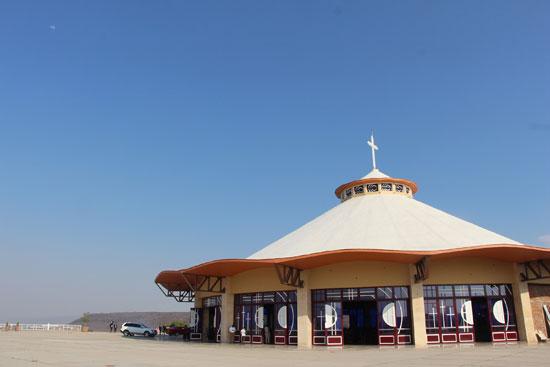 Santuario de Santo Sabás Reyes