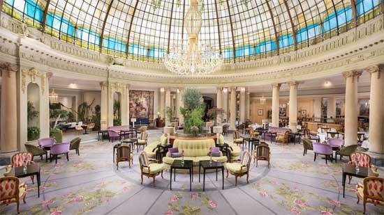 rotonda del HotelPalace