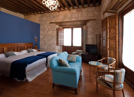 suite hotel cigales valoria concejo
