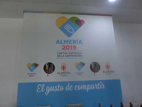 Almería sede gastronomica