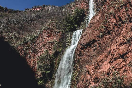 Cascada Salto del Nogal