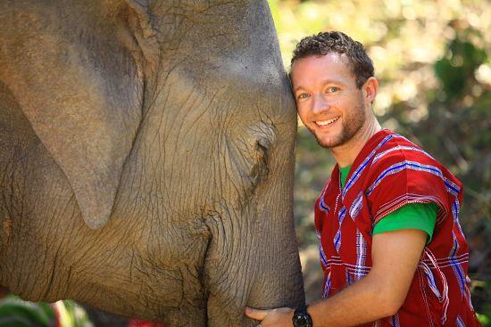 Chris Kaiser fundador de BedAndTree