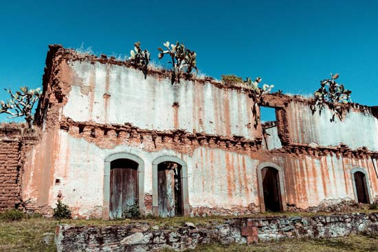 Ex Hacienda Media Luna