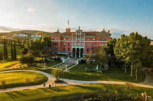 Exterior Villa Padierna Palace