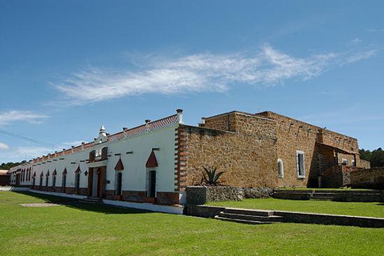 Hacienda y Ganadería de San José de la Laguna