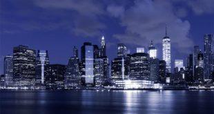 New York de noche