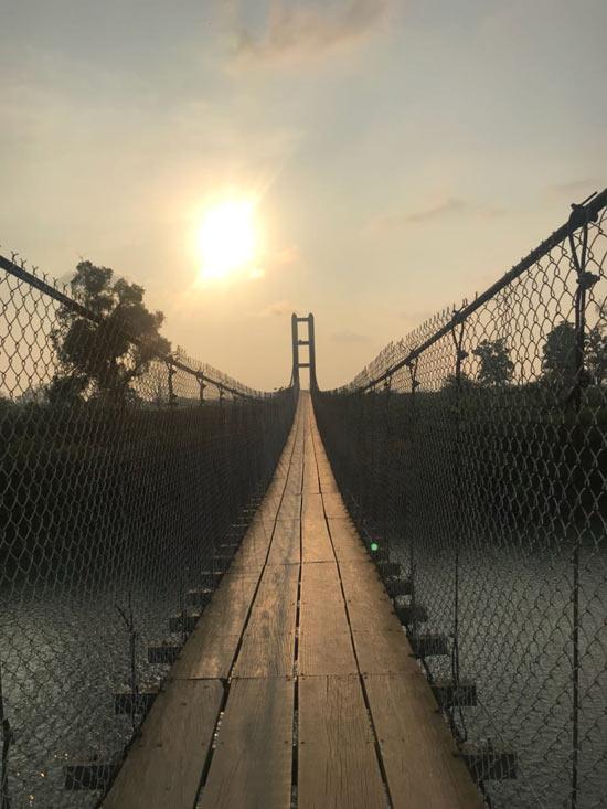Puente en San Rafael