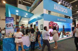 Stand de Jalisco en el Tianguis Turístico 2019