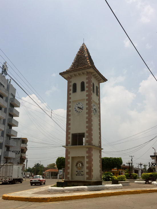 Torre del Reloj San Rafael