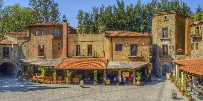 valquirico edificado estilo toscano