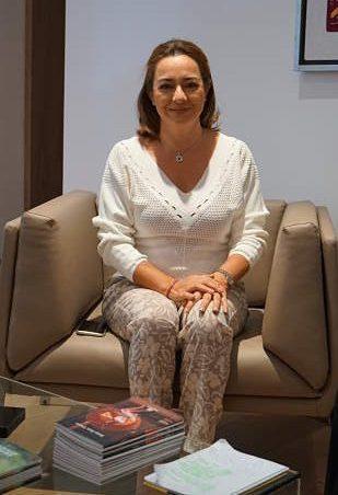 Claudia Chavez, secretaria de turismo de Michoacán