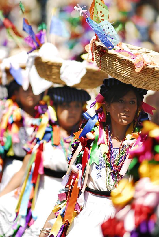 Danza Tradicional de Michoacán