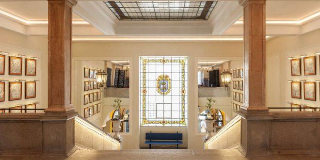 Hotel Pestana Escalera Central