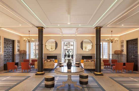 Hotel Pestana Salon Columnas