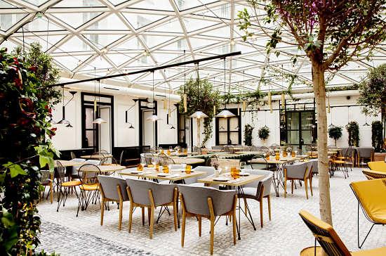 Hotel Pestana Terrance rib Restaurante