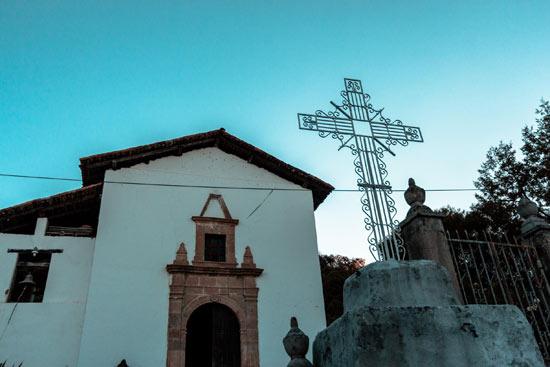 Iglesia de Real el Alto