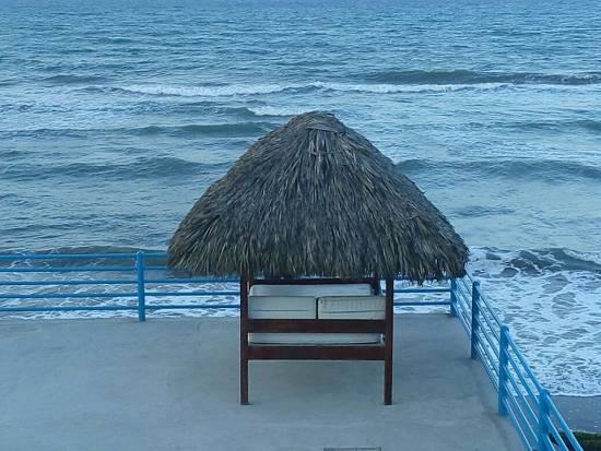 Mar en Costa Esmeralda