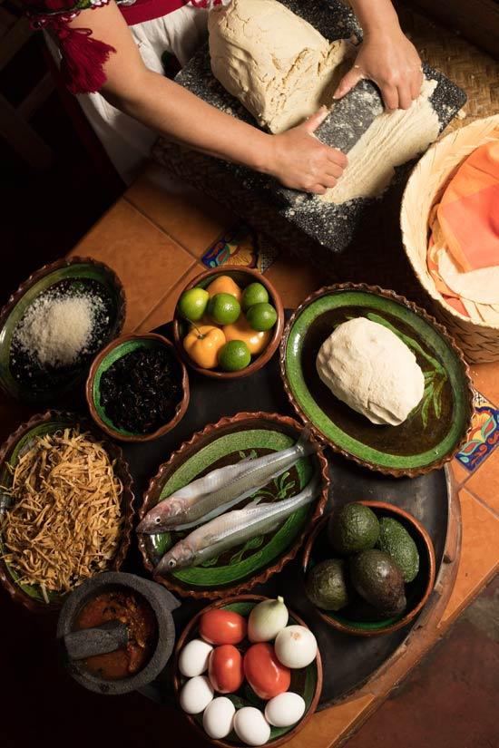 Michoacán Gastronomía Zona Lacustre