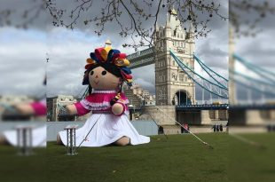 Muñeca Lele en Londres