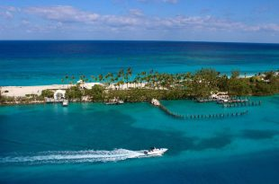 Nasáu capital de Bahamas