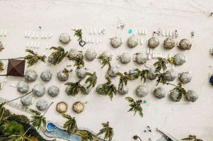 Punta Cana en la República Dominicana