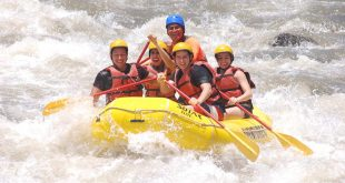 Río Filobobos rapidos 2