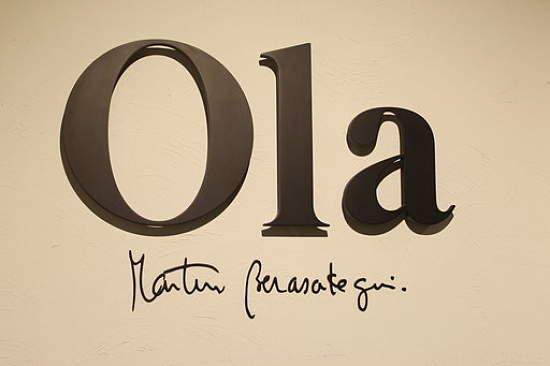 Rotulo Ola