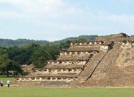 Sitio arqueológico El Tajín