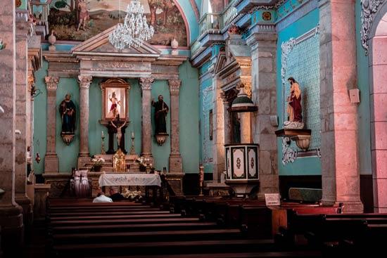Templo de San Sebastián Martir