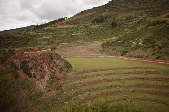 Valle Sagrado en Perú