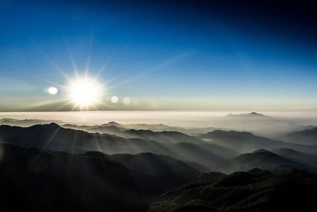 Vista desde el Cerro de la Bufa