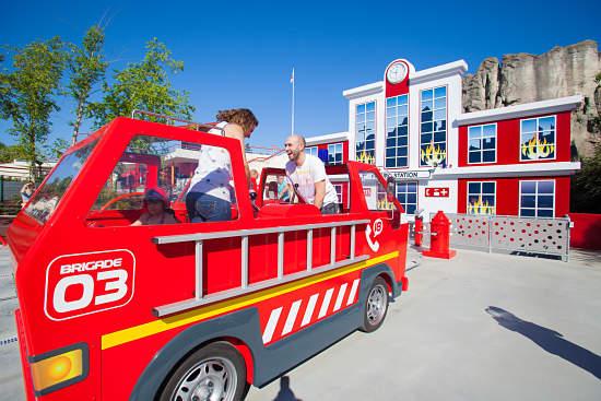 futuroscope bomberos
