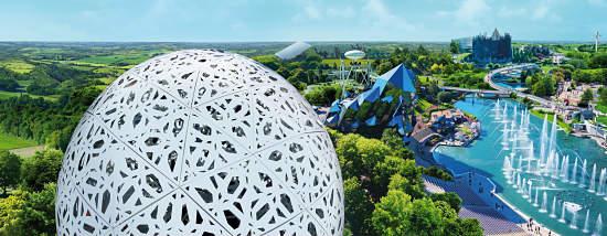 futuroscope edificios