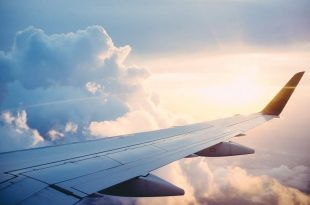 Avión desde el aire