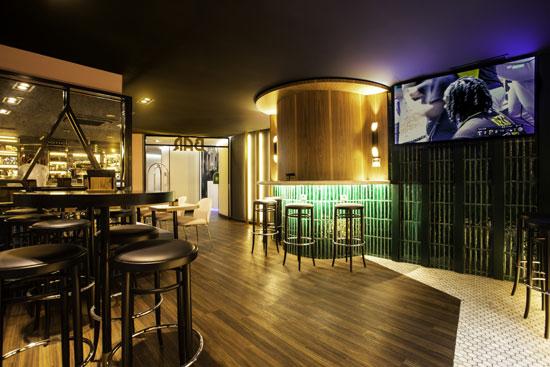 Bar del Hotel Indigo